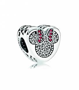 Charm Pandora Amor Verdadero Mickey & Minnie 792050CZ