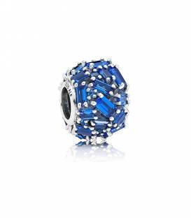 Charm Pandora Brillo Delicado Azul 797746NSBL