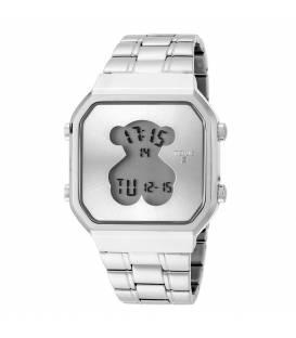 Reloj Tous D-Bear SQ de acero 600350275