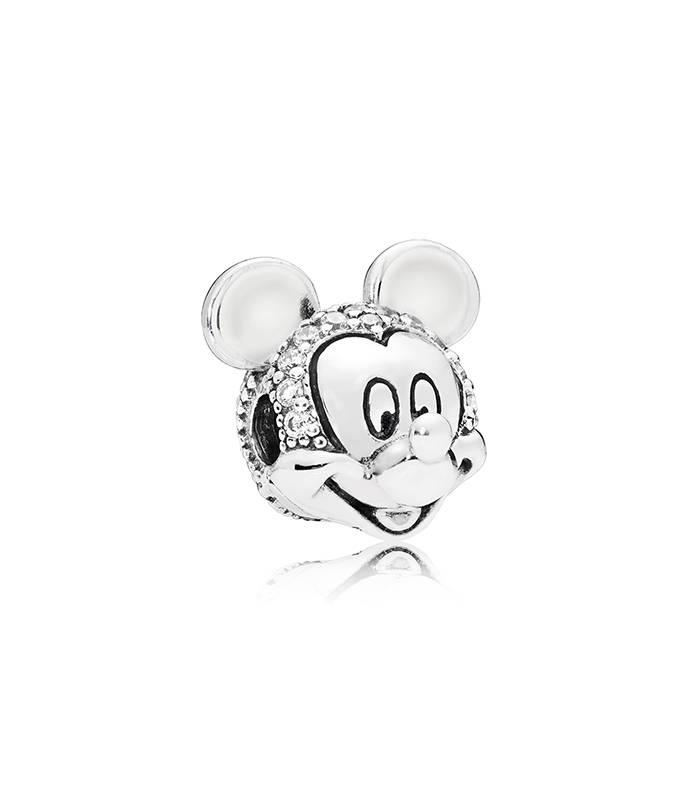Clip Pandora Retrato Brillante Mickey 797495CZ