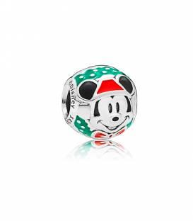 Charm Pandora Santa Mickey 797502ENMX
