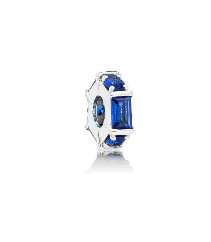 Charm Separador Pandora Escultura Hielo Azul 797529NSBL