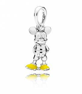 Charm colgante en plata de ley Mickey Clasico 397394EN06