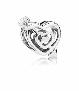 Charm en plata de ley Camino de Amor 797814