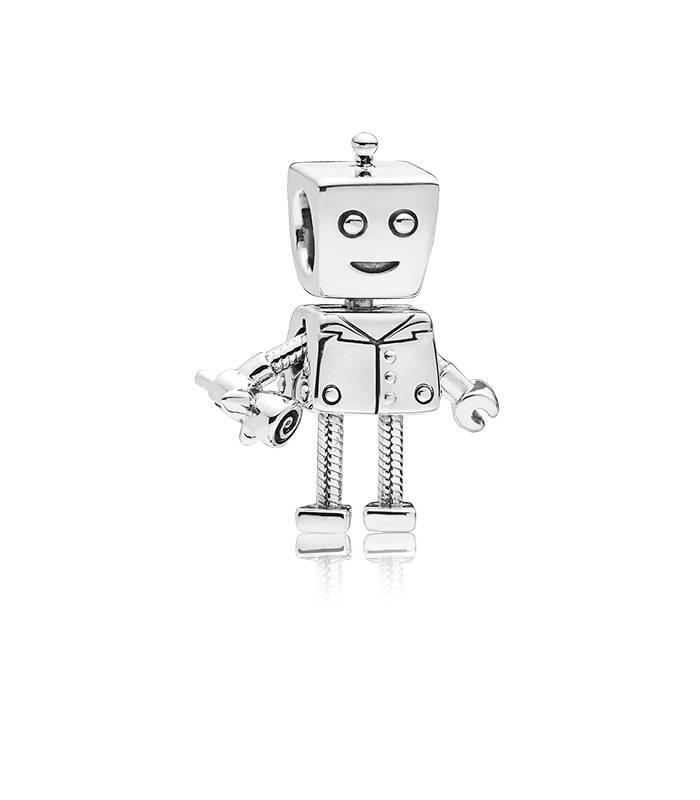 Charm en plata de ley Rob Bot 797819