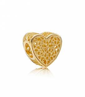 Charm Pandora Shine Corazón Calado 767155