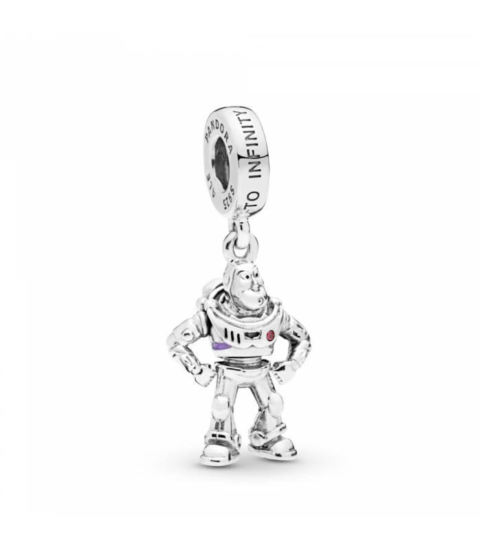 Charm Pandora colgante en plata de ley Buzz Lightyear 798042CZR