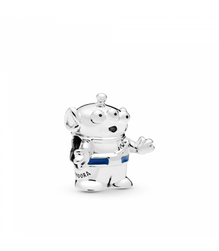 Charm Pandora en plata de ley Alien, Toy Story 798045EN82