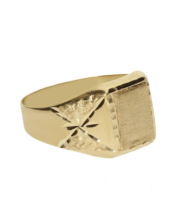 "Sello""Mais"" Oro 18k"