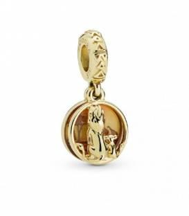 Charm Pandora Simba y Mufasa en plata de ley 768262ENMX