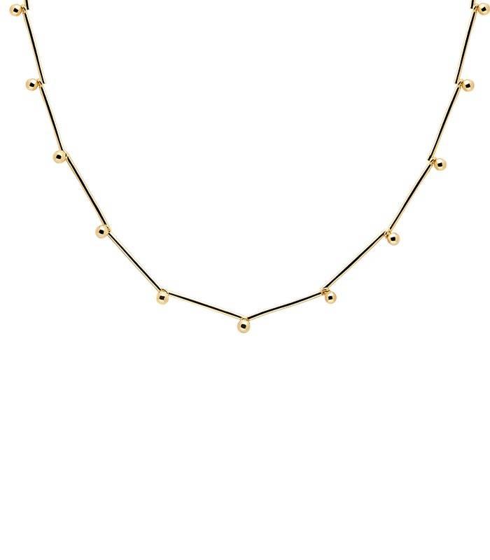 "Collar Plata PDPAOLA ""Aurora Gold"" CO01-123-U"
