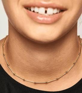 "Collar Plata PDPAOLA ""Aurora Silver"" CO02-123-U"