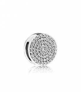 Charm Clip Pandora Reflexions Infinity Silver 797580CZ