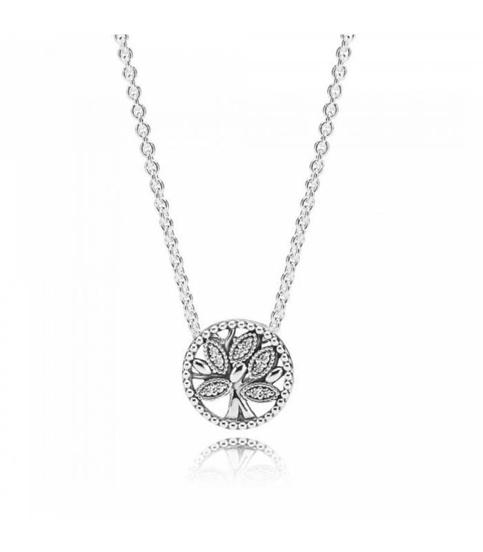 Collar Pandora Árbol de la Vida 397780CZ-45