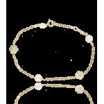 "Pulsera ""Magical"" Oro 18k Perlas Cultivadas"