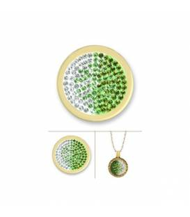 Moneda Green Diamond