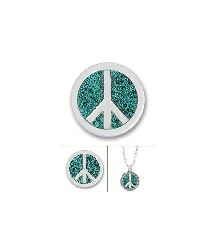 Moneda Peace Diamond Turquoise