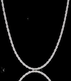 Cordoncillo Plata de Ley 40cm