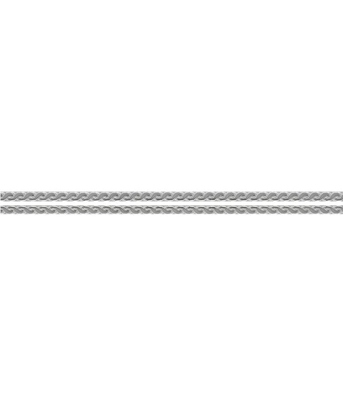 """Gargantilla Egipcia """"Horus"""" Plata de Ley 45 cm"""