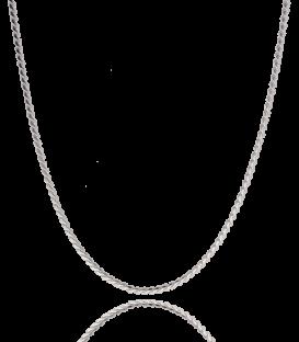 Cadena Estilo Egipcia en Plata de Primera Ley 60x45 cm