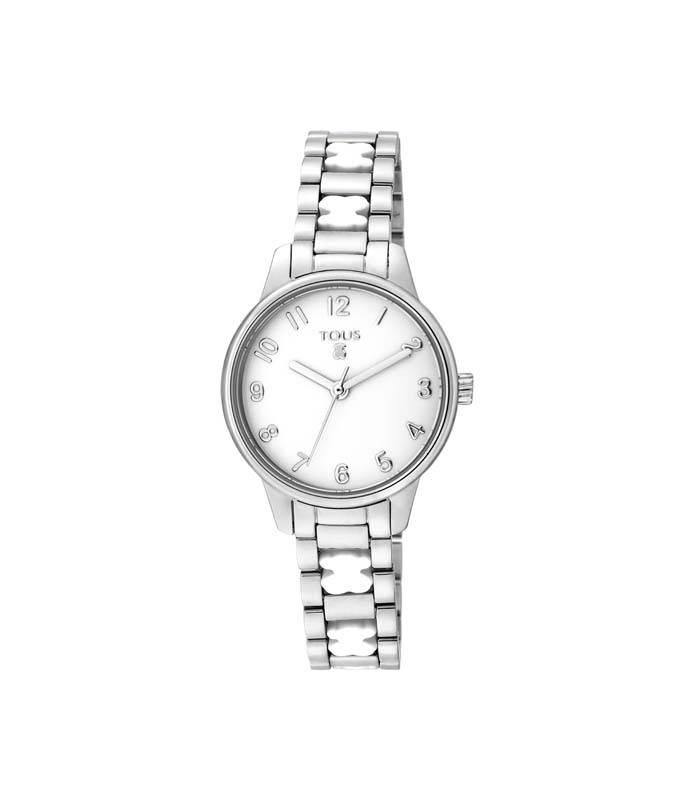 Reloj Beary de acero 000351395