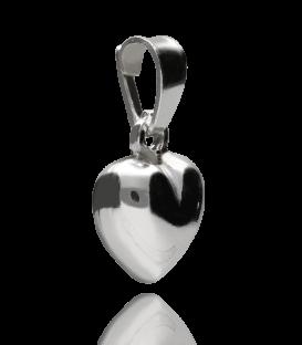 Colgante Corazón en Plata