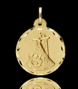 Medalla Virgen de las Angustias