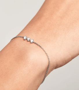 Francine Silver Bracelet PU02-039-U