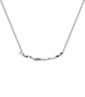 Collar Haru Silver CO02-081-U