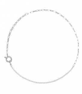 Collar Plata PDPAOLA Mirage Silver CO02-082-U