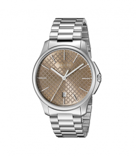 Reloj Gucci G-Timeless LG Brown YA126317
