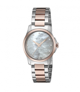 Reloj Gucci G-Timeless 12D Mother of Pearl YA126544