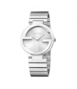 Reloj Gucci Interlocking LG Silver YA133308