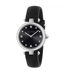Reloj Gucci Diamantissima MD Black YA141403
