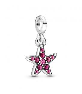 Charm Pandora Me colgante en plata de ley Mi estrella de mar 799011C01