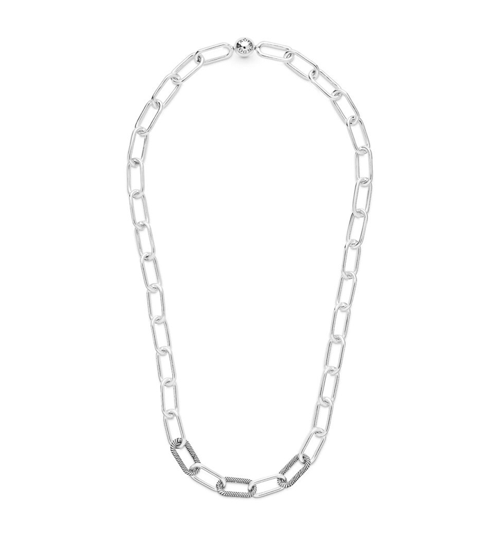 Collar Pandora Eslabones Ovalados 399001C00-45
