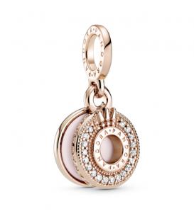 Charm colgante en Pandora Rose Corona O Brillante 789055C01