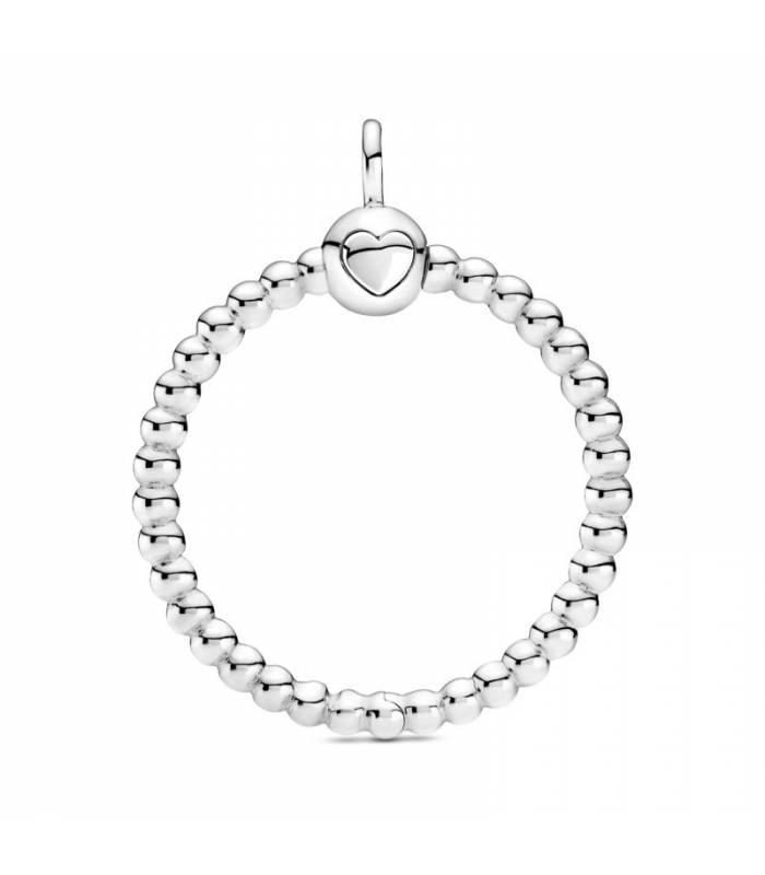 Colgante O Pandora Moments en plata de ley de Esferas mediano 399106C00