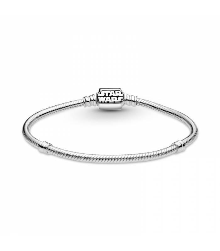 Pulsera Moments en plata de ley Star Wars 599254C00