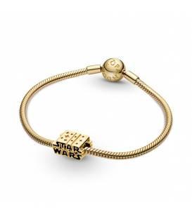 Charm en Pandora Shine Logo Brillante Star Wars en 3D 769247C01