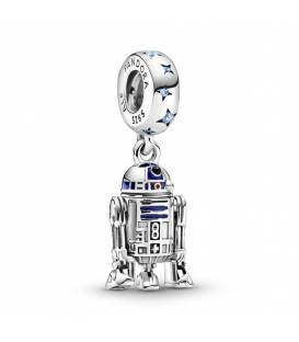Charm colgante en plata de ley R2-D2 Star Wars 799248C01