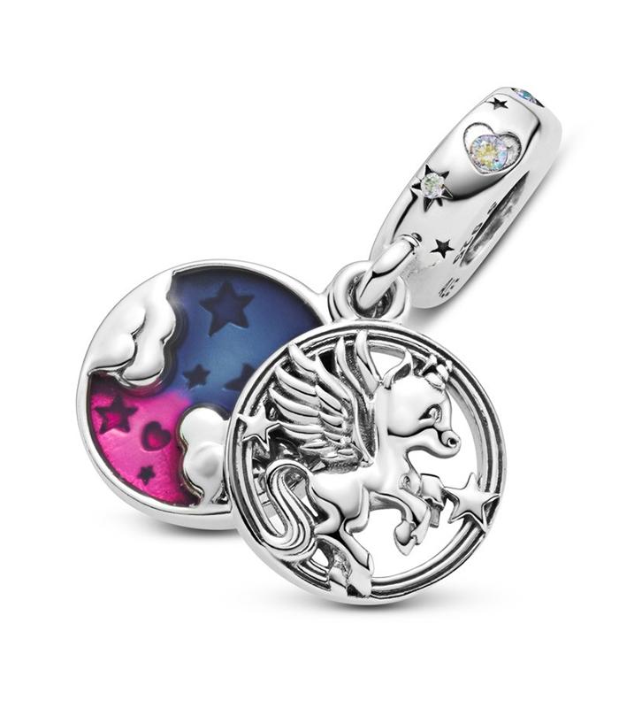 Charm Colgante Unicornio Mágico 799145C01