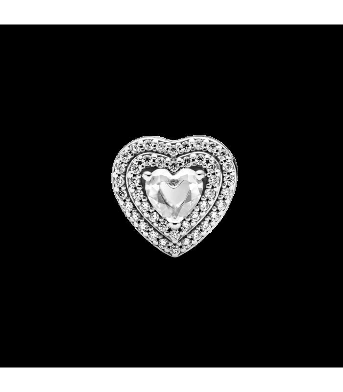Charm Pandora en plata de ley Sparkling Snowflakes 799218C01