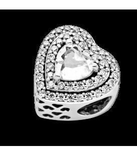 Pulsera Pandora plata de ley 590728
