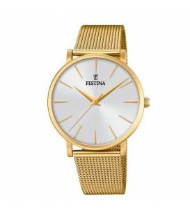 Reloj Festina Mujer Boyfriend dorado F20476/1