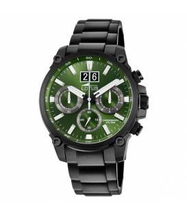 Reloj Lotus Hombre Chrono esfera verde 10141/1