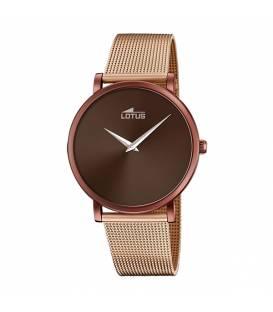 Reloj Lotus Hombre Minimalist marrón 18774/1