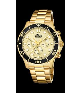 Reloj Lotus Hombre Excellent Champan dorado 18758/2