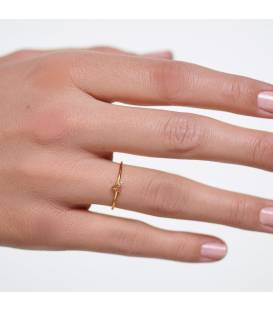 Anillo PD Paola Rosé Blush Gold AN01-192