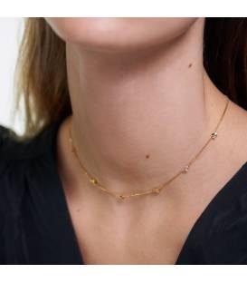 Collar Pd Paola La Palette Gold CO01-179-U